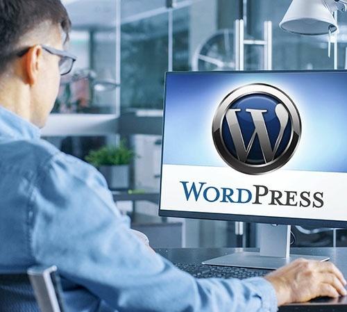 conception avec wordpress